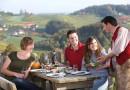Bauernhofcafé: Standbein und kommunikative Chance