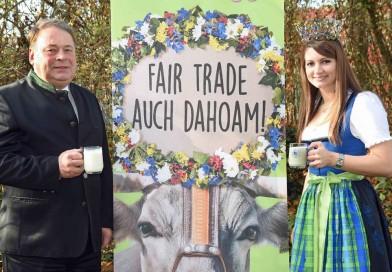 """Milchpreise: Bayern fordern """"Fair Trade auch dahoam!"""""""