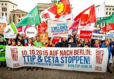 """Studie: """"TTIP würde deutsche Landwirtschaft ruinieren"""""""