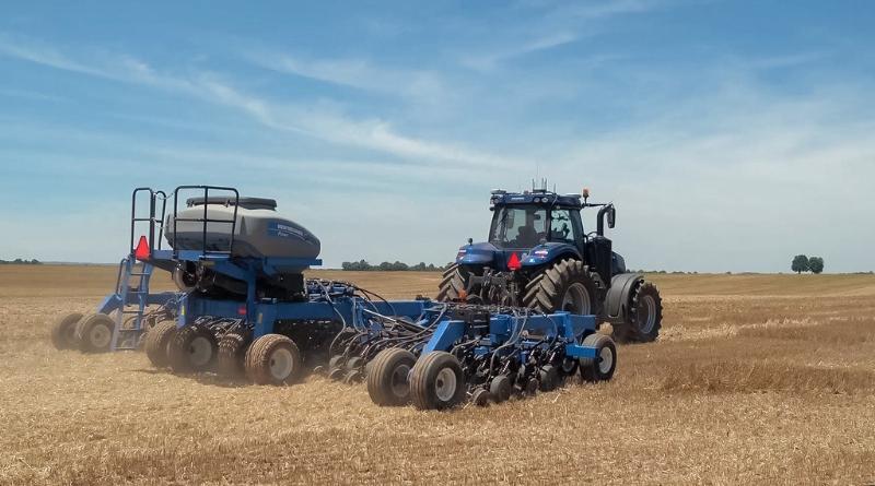 Zwei fahrerlose Traktoren vorgestellt