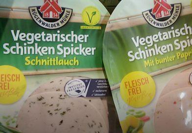 Den Deutschen schmeckt Veggie-Wurst nicht mehr