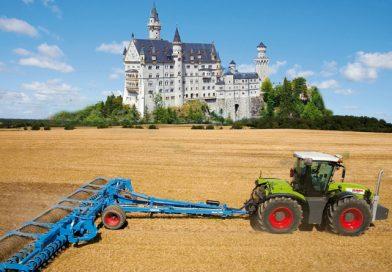 Deutsche Landwirtschaft Nummer 1 bei Nachhaltigkeit
