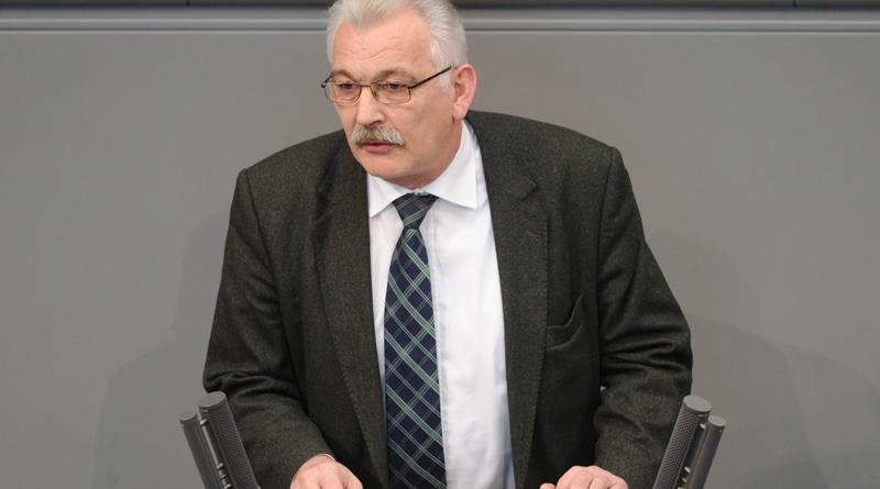 Wilhelm Priesmeier. Foto: Deutscher Bundestag/Lichtblick/Achim Melde