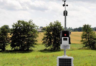 Agrarwetter: Durch lokale Wettermessung Verluste beim Düngen reduzieren