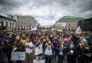 Agrarwende: Bündnis demonstriert für die Umverteilung von Agrarsubventionen