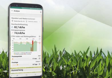 Ernteertrag absichern: Münchener & Magdeburger Agrar nutzt CYA-App zur Analyse