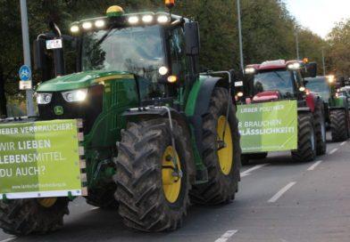 Bauernproteste: Klöckner verweist auf Förderungen